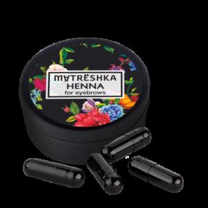 Хна для бровей Matreshka