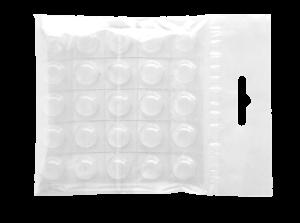 Одноразовый контейнер для разведения хны