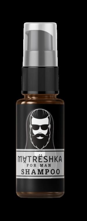 Шампунь для бороды и бровей Matreshka For Men