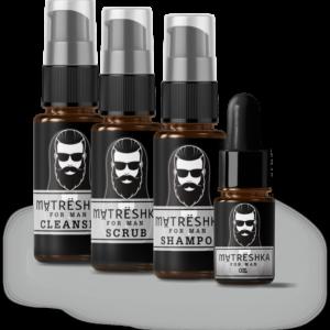 SPA для бороды и бровей от Matreshka For Men