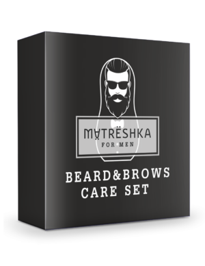 Набор для барбера от Matreshka For Men