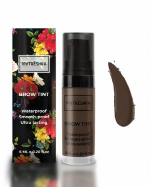 Водостойкий Brow Tint - цвет Dark Brown